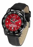 San Diego State Aztecs Men's Fantom Bandit AnoChrome Watch