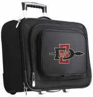 San Diego State Aztecs Rolling Laptop Overnighter Bag