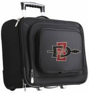 San Diego State Aztecs Rolling Laptop Overnighter Bag