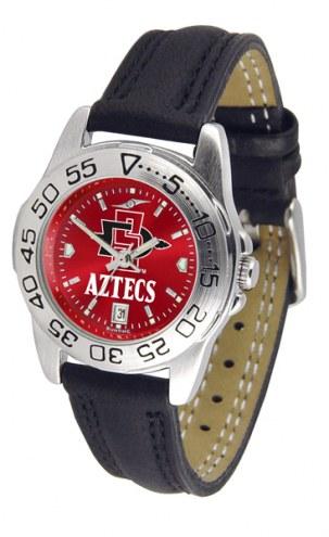 San Diego State Aztecs Sport AnoChrome Women's Watch