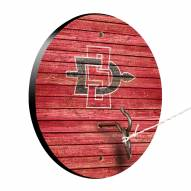 San Diego State Aztecs Weathered Design Hook & Ring Game