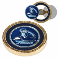 San Diego Toreros Challenge Coin with 2 Ball Markers