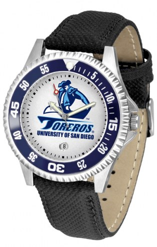 San Diego Toreros Competitor Men's Watch