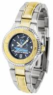 San Diego Toreros Competitor Two-Tone AnoChrome Women's Watch