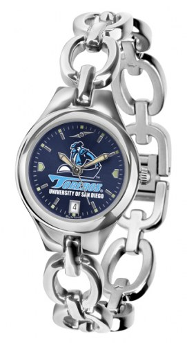 San Diego Toreros Eclipse AnoChrome Women's Watch