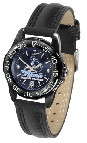 San Diego Toreros Ladies Fantom Bandit AnoChrome Watch
