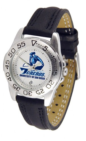 San Diego Toreros Sport Women's Watch