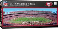 San Francisco 49ers 1000 Piece Panoramic Puzzle