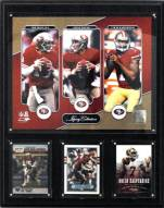 "San Francisco 49ers 12"" x 15"" Legacy Collection Plaque"