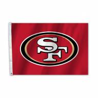 San Francisco 49ers 2' x 3' Logo Flag