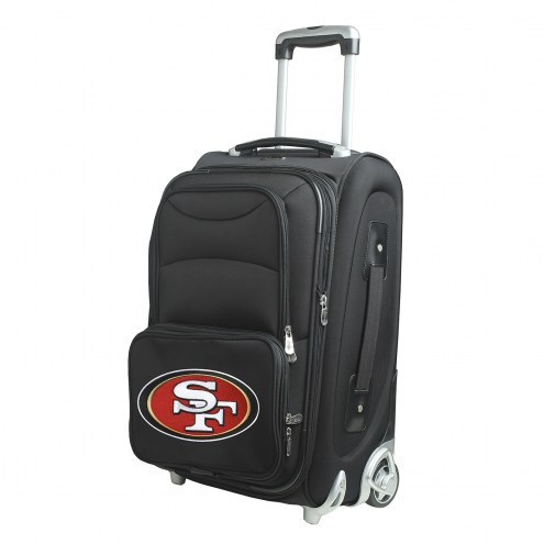 """San Francisco 49ers 21"""" Carry-On Luggage"""