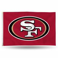 San Francisco 49ers 3' x 5' Banner Flag