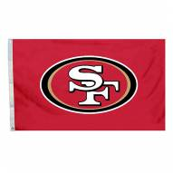 San Francisco 49ers 3' x 5' Logo Flag