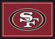 San Francisco 49Ers 6' x 8' NFL Team Spirit Area Rug