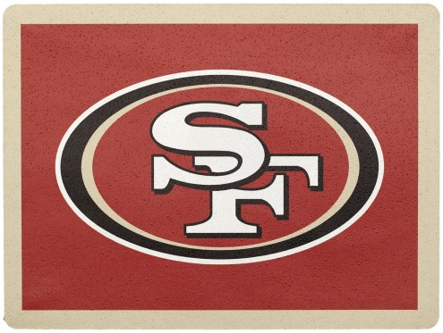 San Francisco 49ers Address Logo