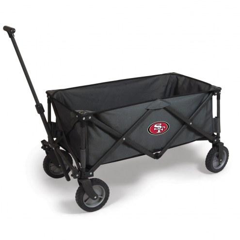 San Francisco 49ers Adventure Wagon