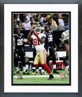 San Francisco 49ers Anquan Boldin Action Framed Photo