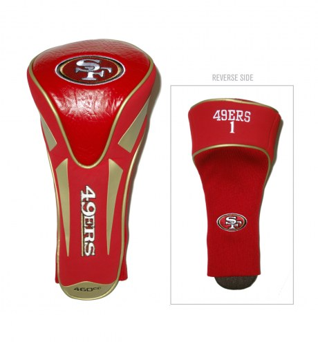 San Francisco 49ers Apex Golf Driver Headcover