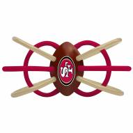 San Francisco 49ers Baby Teether/Rattle