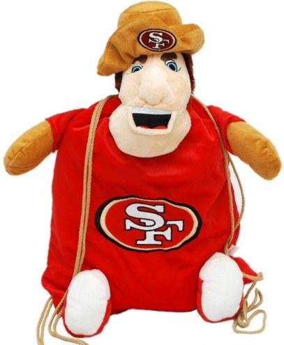 San Francisco 49ers Backpack Pal