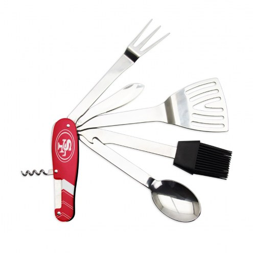 San Francisco 49ers BBQ Multi-Tool