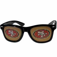 San Francisco 49ers Black Game Day Shades