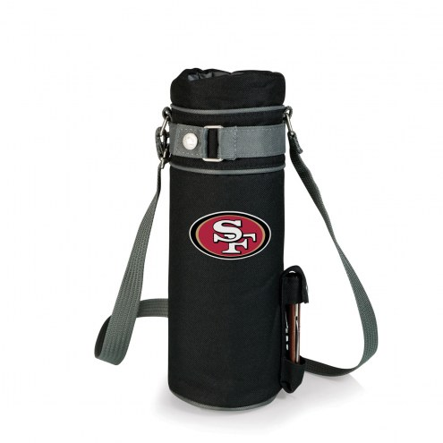 San Francisco 49ers Black Wine Sack