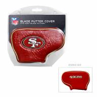 San Francisco 49ers Blade Putter Headcover