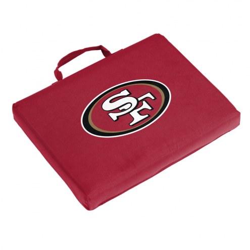 San Francisco 49ers Bleacher Cushion