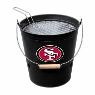 San Francisco 49ers Bucket Grill