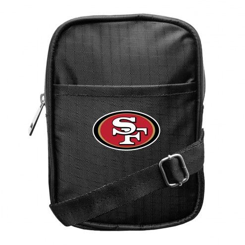 San Francisco 49ers Camera Crossbody Bag