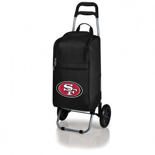 San Francisco 49ers Cart Cooler