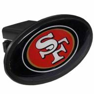 San Francisco 49ers Class III Plastic Hitch Cover