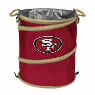 San Francisco 49ers Collapsible Laundry Hamper