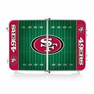 San Francisco 49ers Concert Table
