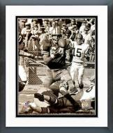 San Francisco 49ers Dave Wilcox Catching Framed Photo