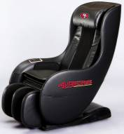 San Francisco 49ers Deluxe Gaming Massage Chair