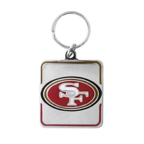San Francisco 49ers Dog Collar Charm