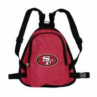 San Francisco 49ers Dog Mini Backpack