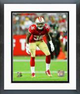 San Francisco 49ers Dontae Johnson Action Framed Photo