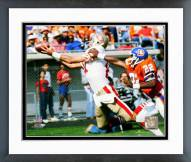 San Francisco 49ers Dwight Clark 1982 Action Framed Photo