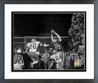 San Francisco 49ers Dwight Clark The Catch Framed Photo