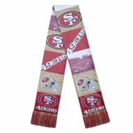 San Francisco 49ers Printed Scarf