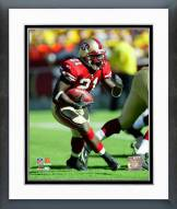 San Francisco 49ers Frank Gore 2008 Action Framed Photo