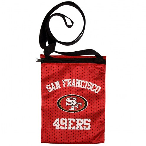 San Francisco 49ers Game Day Pouch