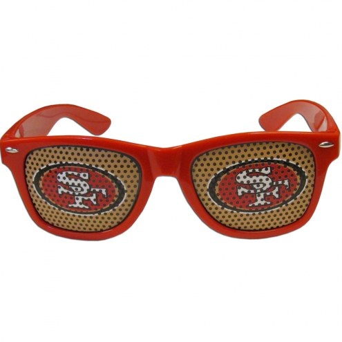 San Francisco 49ers Game Day Shades