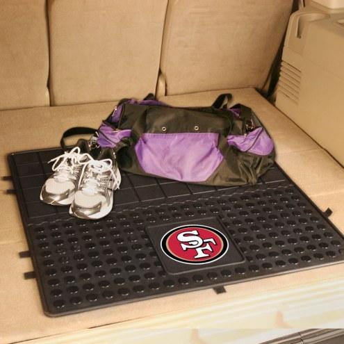 San Francisco 49ers Heavy Duty Vinyl Cargo Mat