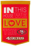 San Francisco 49ers Home Banner