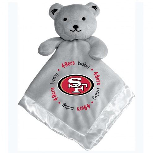 San Francisco 49ers Infant Bear Security Blanket