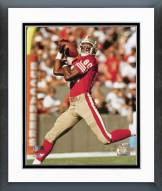 San Francisco 49ers Jerry Rice Catch Framed Photo